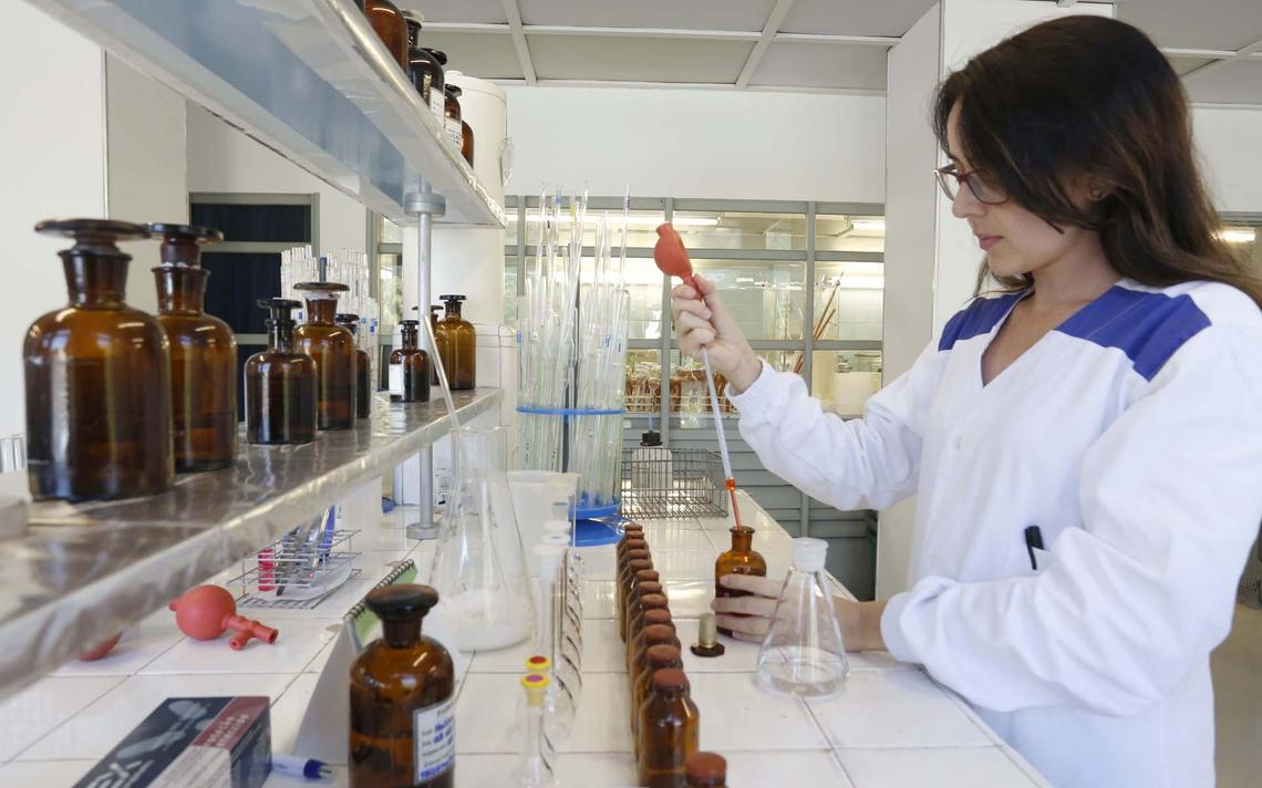 Pesquisadora no Instituto Vital Brazil, entidade ligada à Secretaria de Saúde