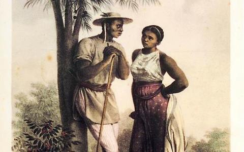 A escravidão vista pelas páginas do romantismo brasileiro