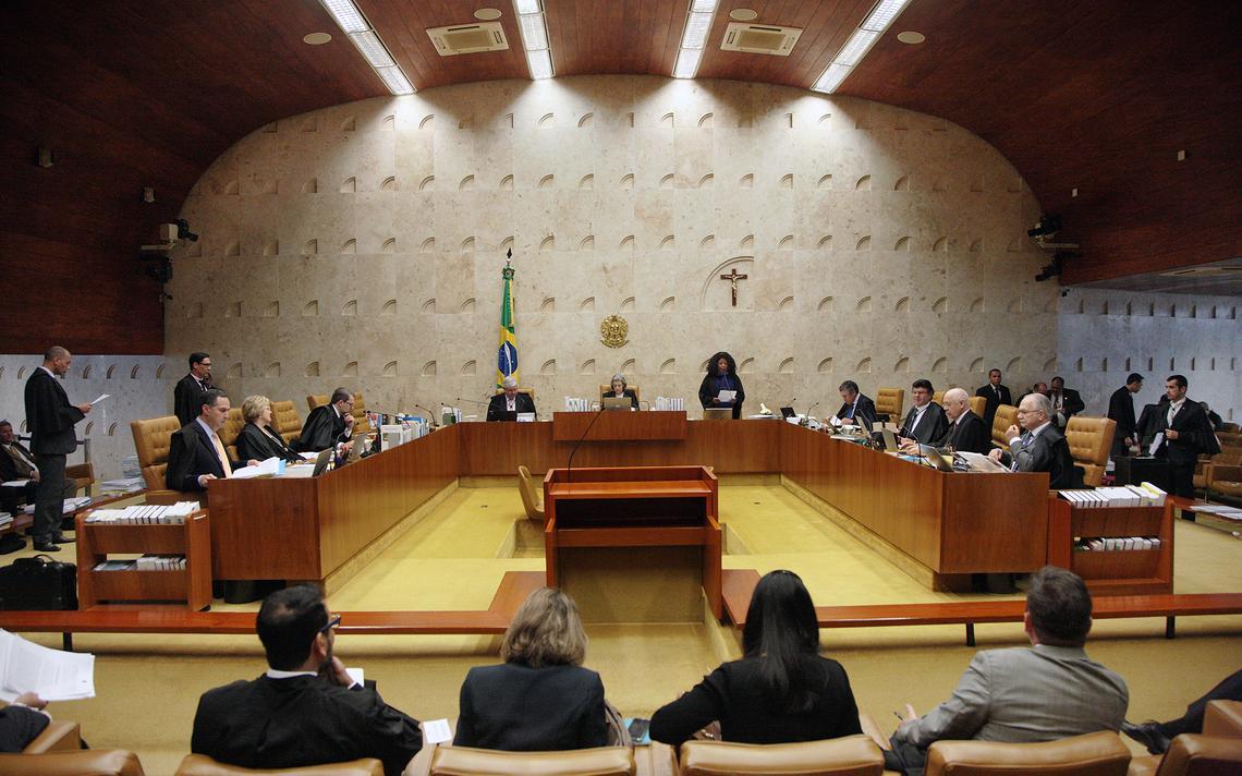 STF em Brasília