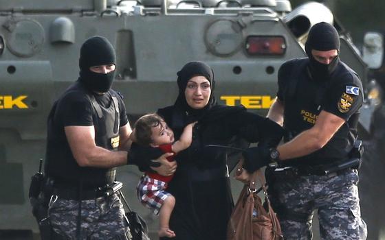 Existe 'responsabilidade de proteger' os refugiados