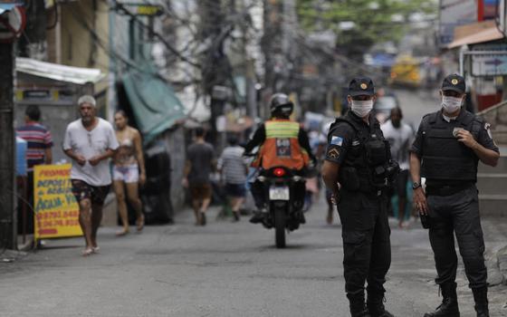 A segurança pública brasileira em tempos de coronavírus