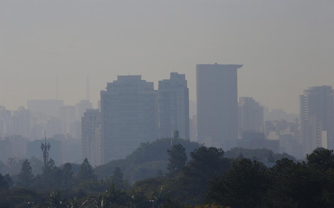 Poluição atmosférica em São Paulo