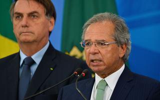 Ministro da Economia, Paulo Guedes deseja que PEC tramite no Congresso para dar segurança legislativa aos gastos durante pandemia do coronavírus