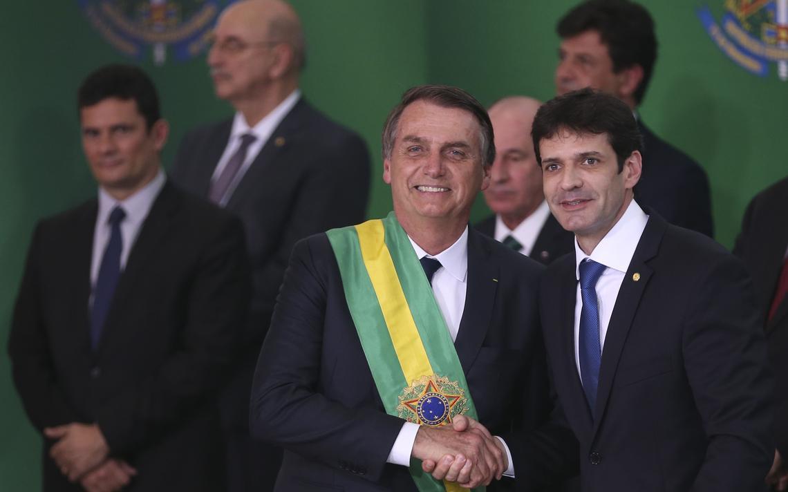 Posse do Ministro do Turismo, Marcelo Alvaro Antonio