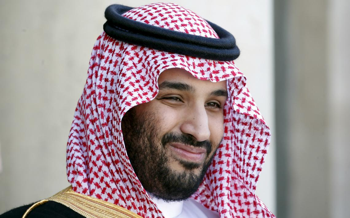 Príncipe saudita Mohammed bin Salman