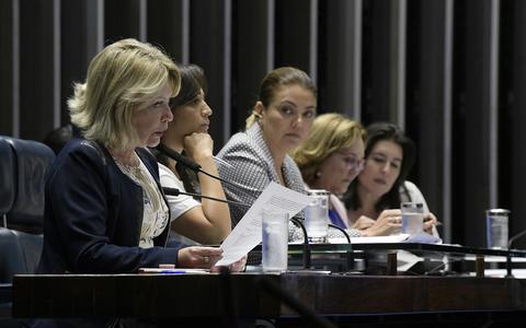 Precisamos fortalecer a participação de mulheres na política