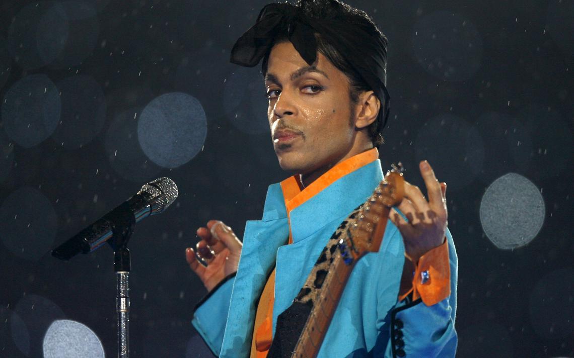 Prince no Superbowl