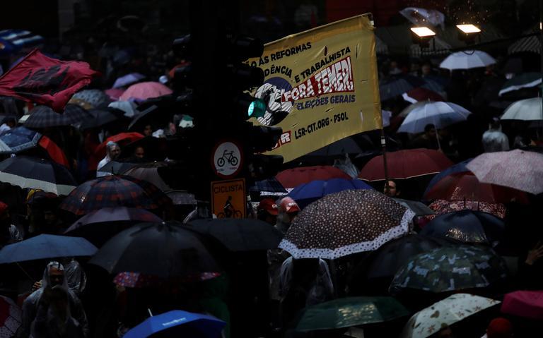 Protesto contra Temer neste domingo (21) em São Paulo