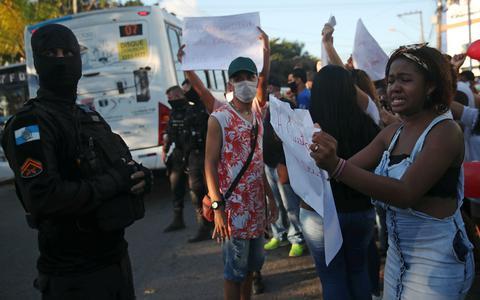 O descaso do Estado com o assassinato de jovens no Brasil
