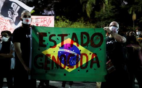 Jacarezinho, Paraisópolis e o genocídio preto