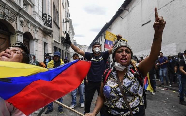 Manifestante_Equador