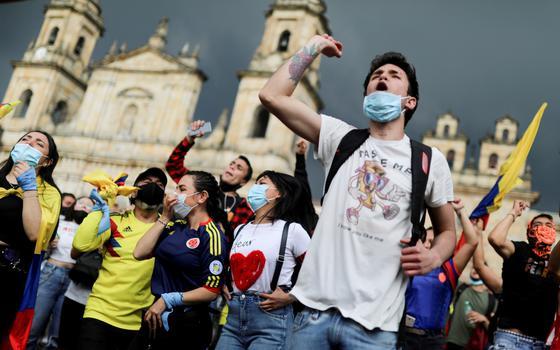 Com mortes, sem reformas: o saldo dos protestos na Colômbia