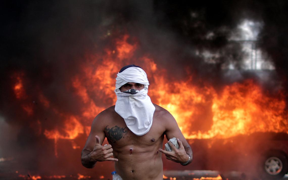 Manifestante_Venezuela