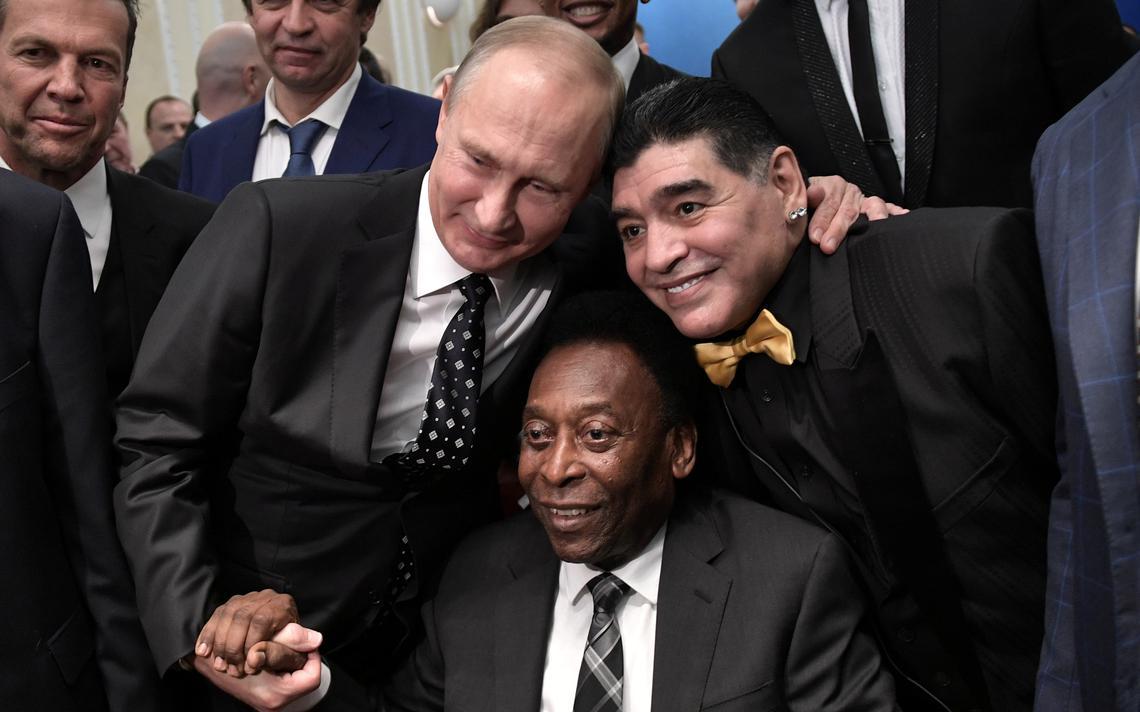 Putin Copa