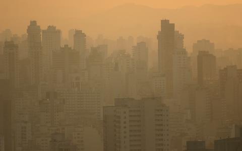 Qual o histórico de políticas públicas de São Paulo para o clima