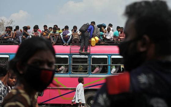 Como a Índia fará a maior quarentena do mundo