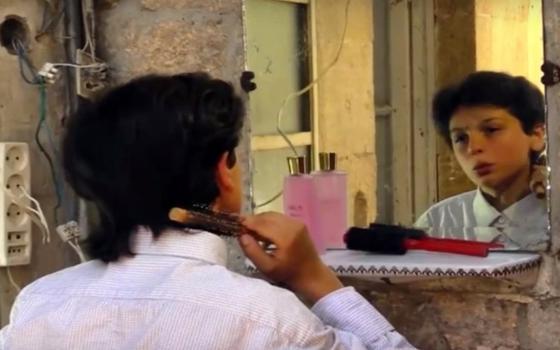 Quem é Qusai Abtini, ator sírio de 14 anos morto por um míssil em Aleppo