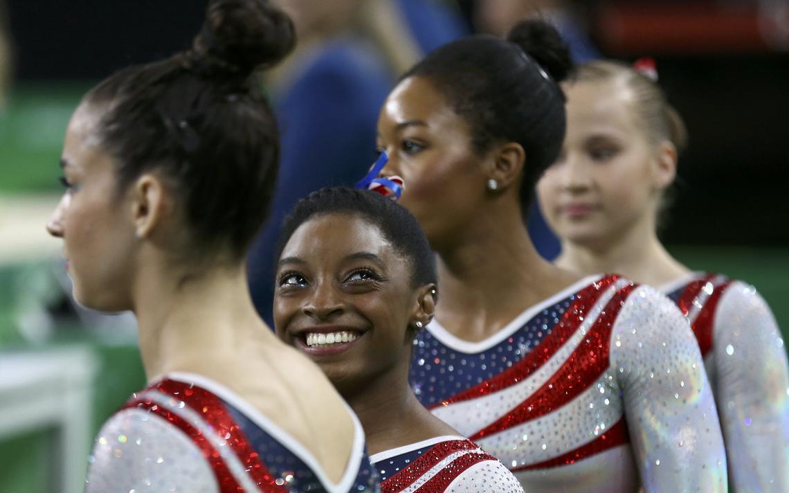 Três das cinco atletas da equipe vencedora da Olimpíada do Rio declaram ter sido vítimas de Nassar