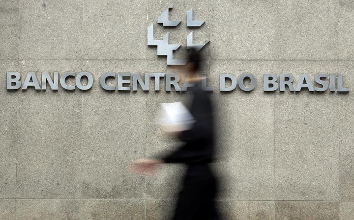 Fachada do Banco Central