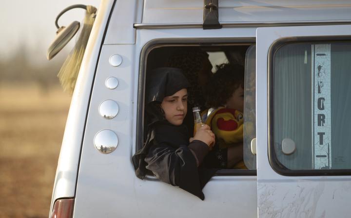 refugiado síria