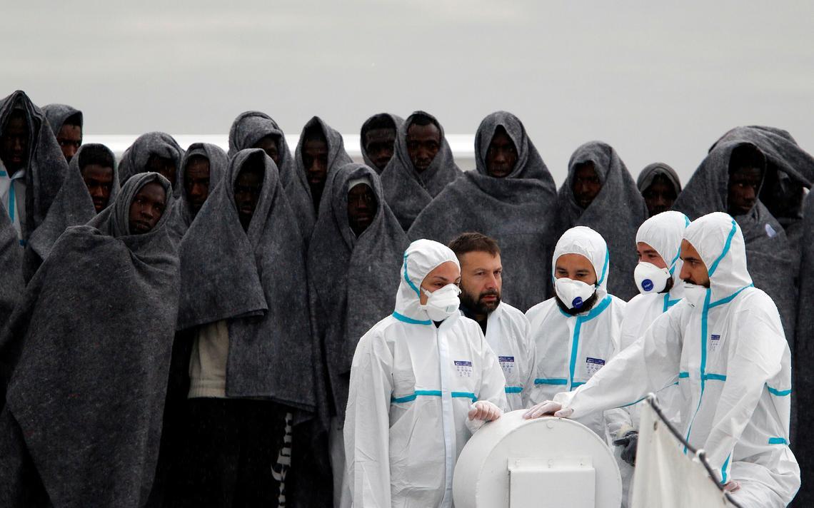 Refugiados Europa