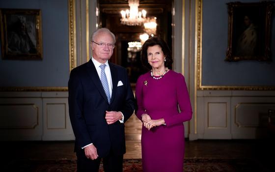 O mea culpa do rei da Suécia pelo fracasso na pandemia