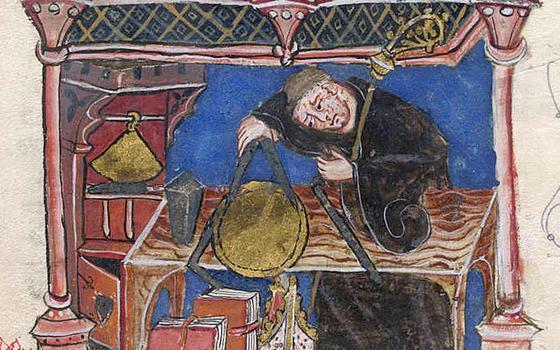 A plataforma digital que reúne trabalhos sobre a Idade Média