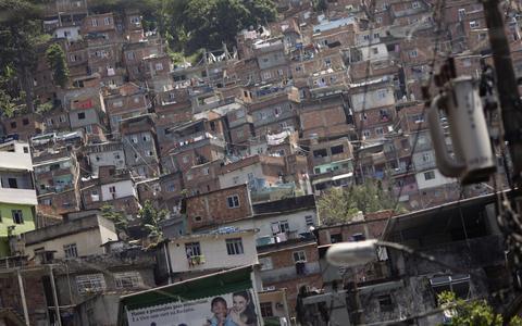 'O dono do morro - Um homem e a batalha pelo Rio'