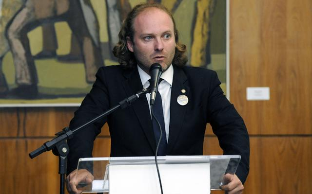 Deputado federal Rodrigo Agostinho (PSB-SP)