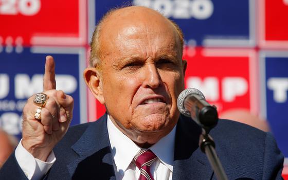 Qual a trajetória de Rudy Giuliani, o advogado de Trump