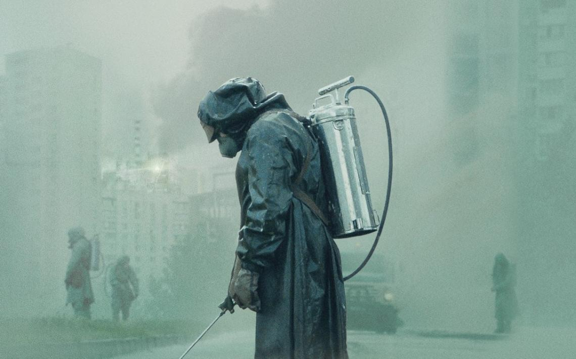 Série 'Chernobyl' estreou no início de maio de 2019 e já é a mais bem avaliada da história do site IMDb