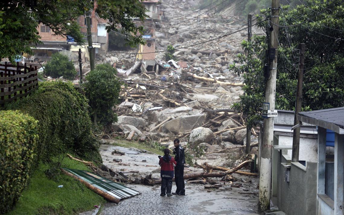 Série de acidentes causados por chuvas na região serrana em 2011 motivou trabalho