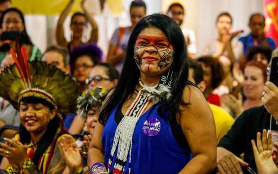 Como a Polícia Federal mira líderes indígenas por críticas ao governo