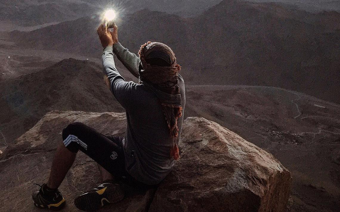 Possibilidade de registrar e transmitir a conquista gera novos desafios e demandas para aventureiros