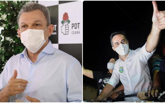 A frente ampla contra o candidato de Bolsonaro em Fortaleza