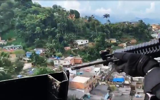 Segurança no Rio: direito não chegou a favelas e periferias