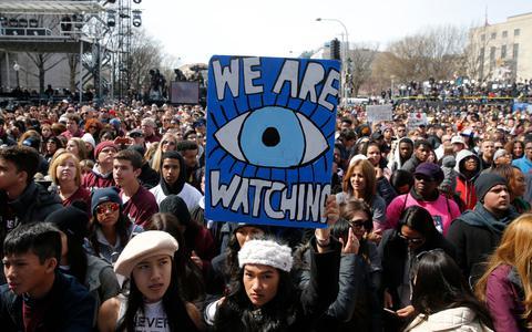 Sem espaço: a sociedade civil sob ataque no mundo todo