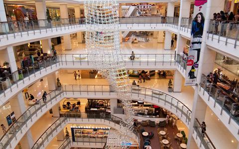 Shopping center: um espaço de lazer movido pelo consumo