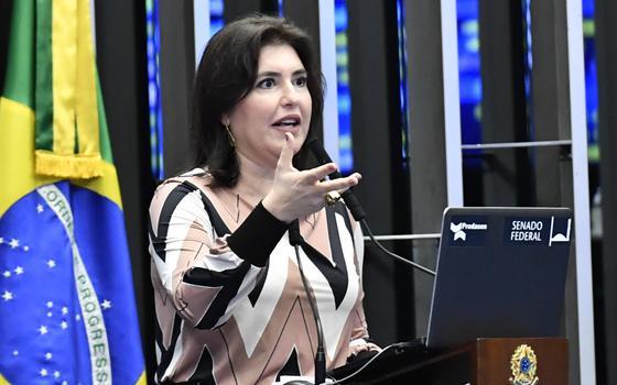 Quem é Simone Tebet, candidata do MDB ao comando do Senado