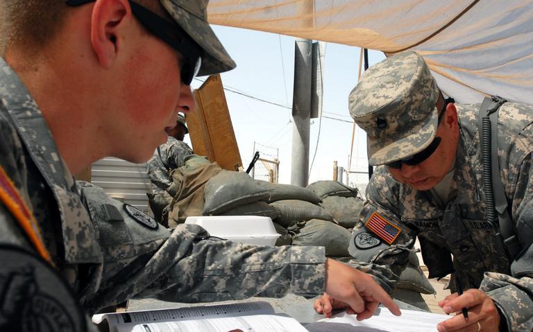 Soldados podem ser os primeiros a testar sistema digital nas eleições legislativas de novembro