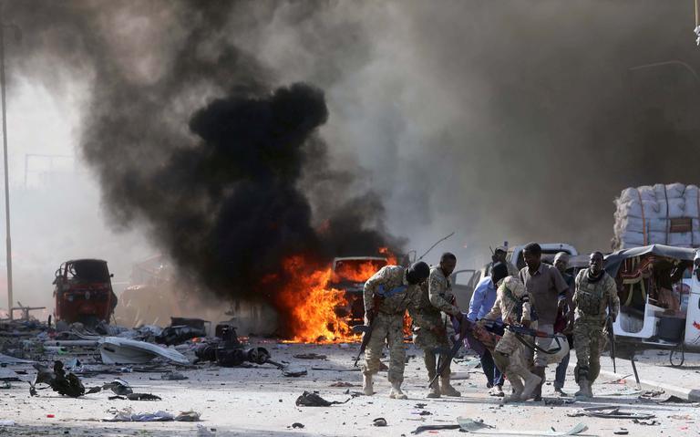 Atentado Somália