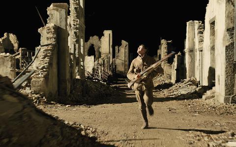 Jogos de guerra: 1917 e o plano-sequência