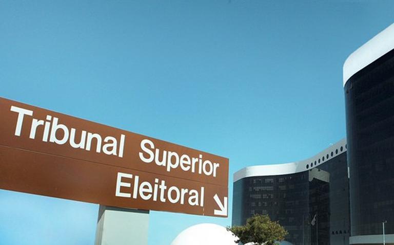Prédio do TSE em Brasília