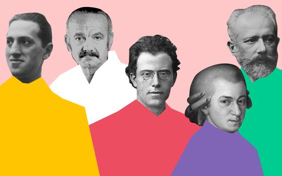 'A arte nos sonha': por trás de 13 composições da música clássica