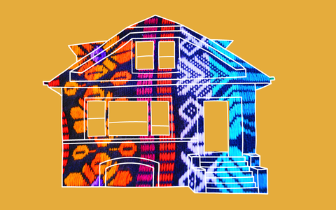 'A casa na Rua Mango': vida de menina, mexicana, americana