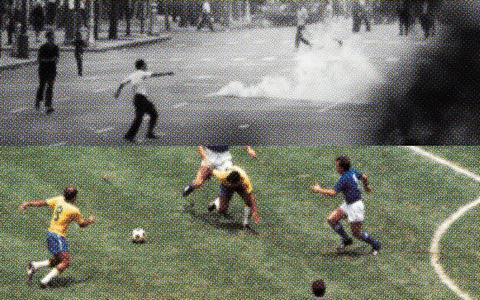Tri de 1970: o futebol entre a magia e o terror