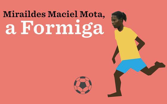 Formiga: a recordista de jogos pela Seleção Brasileira