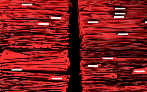 'Governar os mortos': a burocracia do desaparecimento