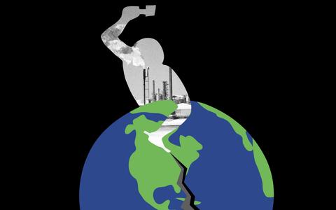 'Internacionalismo ou extinção': saídas para ameaças globais