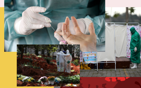 Como os governos estaduais lidam com a pandemia